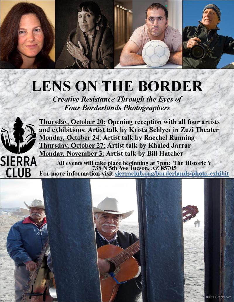 Sierra Club Flyer- Opening Reception12